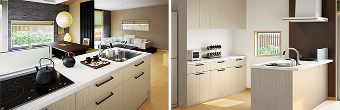 72a61e838f 画像引用:ハウステックホームページより. URL :  http://www.housetec.co.jp/products/kitchen/kanarie/plan-03.html